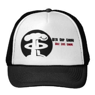 Gorra oficial del camionero del juego del apretón
