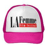 Gorra oficial del festival de cine de Femme del LA