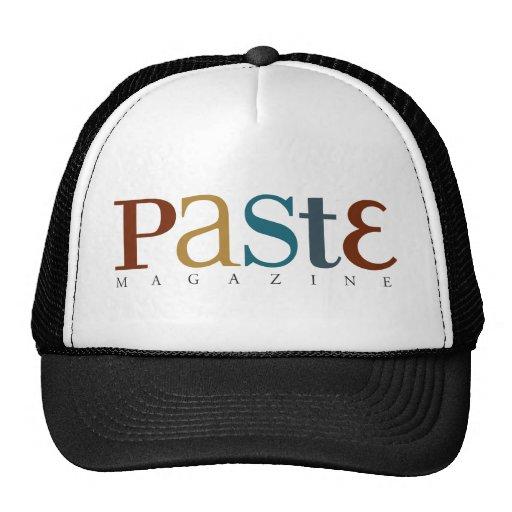 Gorra oficial del logotipo de la goma