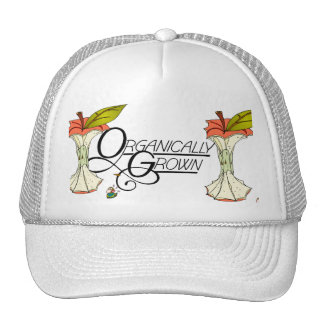 Gorra orgánico crecido