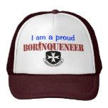 Gorra orgulloso de Borinqueneer