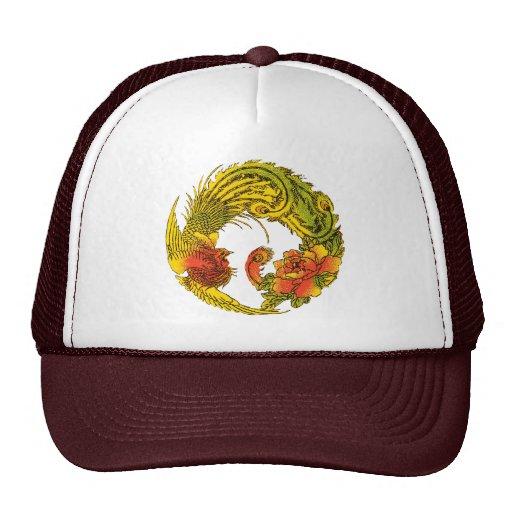 Gorra oriental del estilo