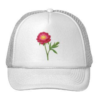 Gorra oriental del Peony