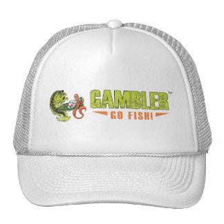 Gorra original del camionero del logotipo del juga