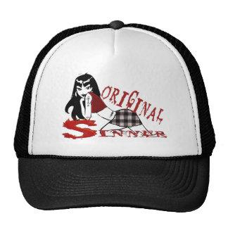 Gorra original del chica del pecador