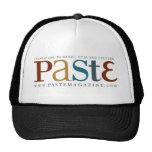 Gorra original del logotipo de la goma