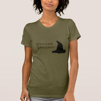 gorra pagano orgulloso de las brujas camisetas