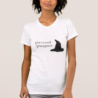 gorra pagano orgulloso de las brujas camiseta