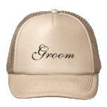 Gorra para el novio