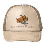 Gorra para los jardineros