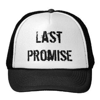 Gorra pasado de la promesa
