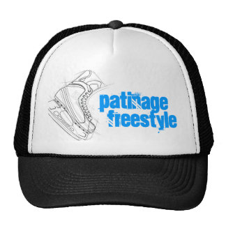 gorra patinaje freestyle