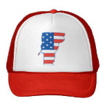 Gorra patriótico de Vermont