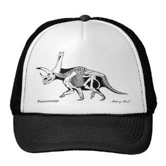 Gorra Pentaceratops Gregory esquelético Paul del d