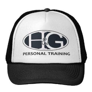 Gorra personal del camionero del entrenamiento de