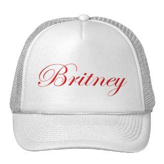 Gorra personalizado calificado conocido del regalo