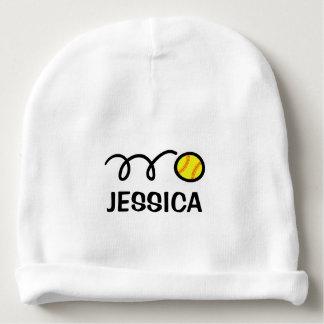 Gorra personalizado del bebé con diseño lindo del gorrito para bebe