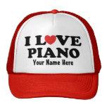 Gorra personalizado del regalo de la música del co