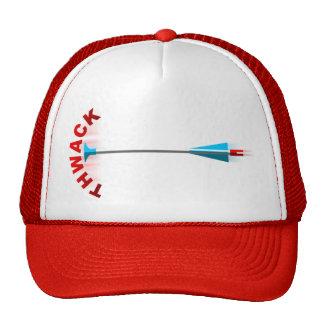 Gorra plástico de la flecha del Thwack