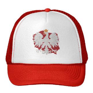 Gorra polaco de Eagle Polonia