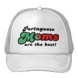 Gorra portugués de las mamáes