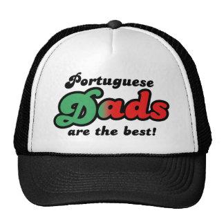Gorra portugués de los papás