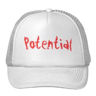 Gorra potencial