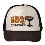 Gorra principal del camionero del Bbq