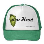 Gorra principal del camionero del salto