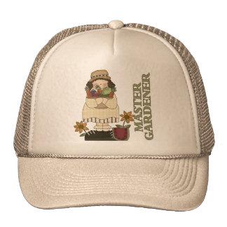 Gorra principal del jardinero