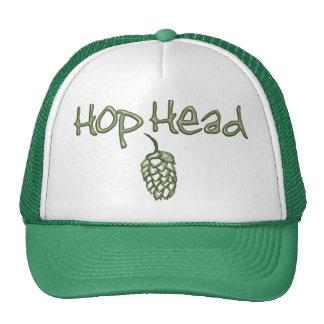 Gorra principal del salto