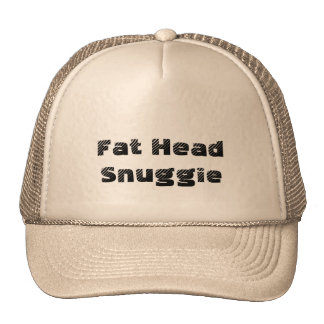 Gorra principal gordo de Snuggie