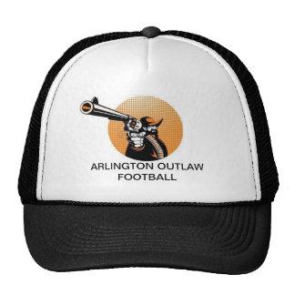 ¡Gorra PROSCRITO del fútbol! Gorro De Camionero