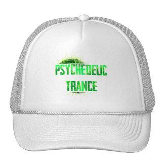 Gorra psicodélico del trance