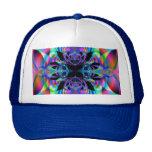 Gorra que camina del fractal