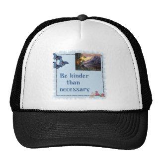 Gorra que dice cristiano