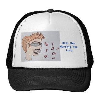 Gorra real de los hombres