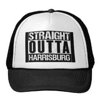 Gorra recto del camionero de Outta Harrisburg