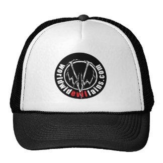 Gorra redondo del camionero del logotipo de WWV