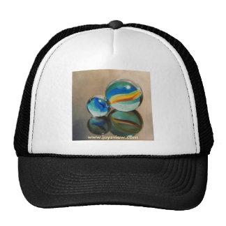 Gorra reflejado de los mármoles