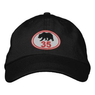 Gorra renegado del equipo gorra de beisbol