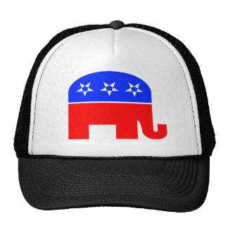 Gorra republicano del elefante