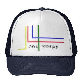 Gorra retro de los años 80