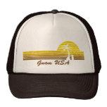 Gorra retro del camionero de Guam
