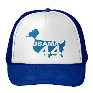 Gorra retro del camionero de Obama 44