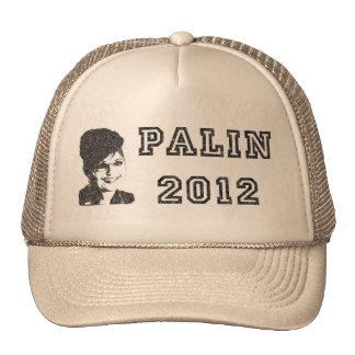 Gorra retro del camionero de Sarah Palin 2012
