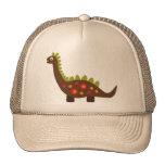 gorra retro del dinosaurio