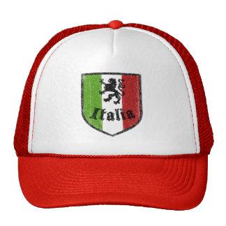 Gorra retro del estilo del vintage de la bandera i