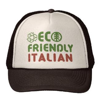 Gorra retro italiano amistoso del camionero del vi