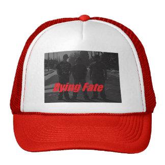 gorra rojo